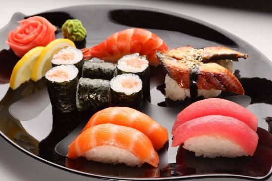 60 Sushi Moriawase 16PC