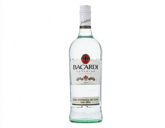 Bacardi White 40°