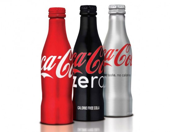 Coca-Cola, Diet Coke or Coke Zero