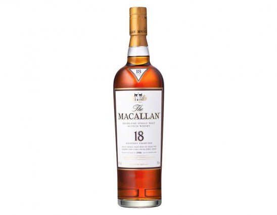 Macallan 18 yrs. 40°