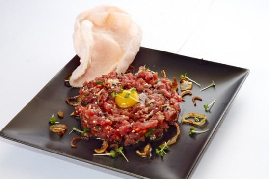 Meat Hand chopped tartar
